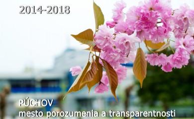Programové vyhlásenie MsZ Púchov pre volebné obdobie 2014-2018